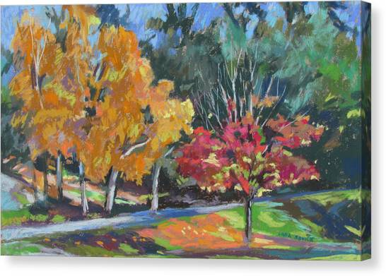 Berkshire Fall Canvas Print