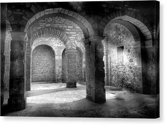Berrio Rooms Canvas Print