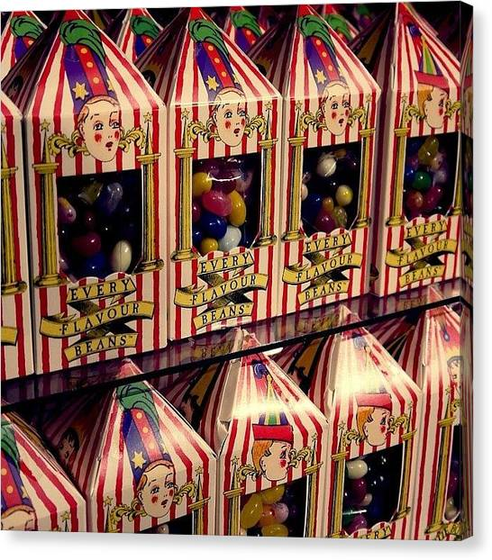 Harry Potter Canvas Print - Bertie Botts Really Do Have Every by Izzy Austen