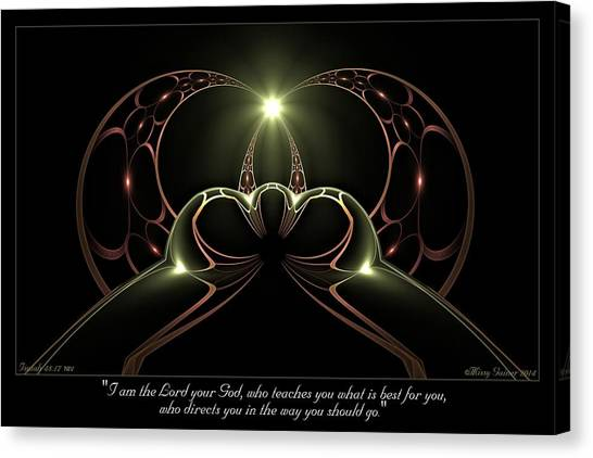 Best For You Canvas Print