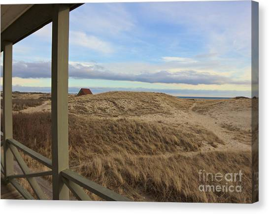 Best View In The House Canvas Print