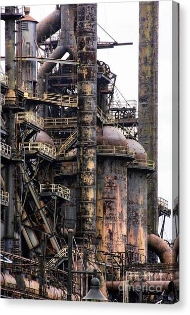 Bethlehem Steel Series Canvas Print
