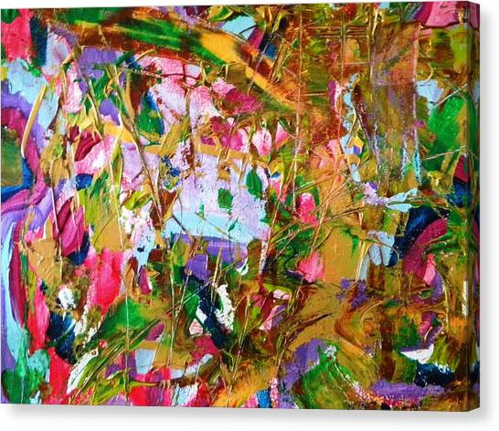 Betsey Canvas Print
