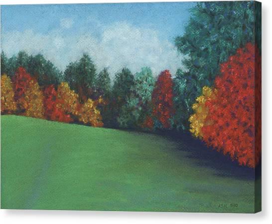 Between The Rainstorms Canvas Print
