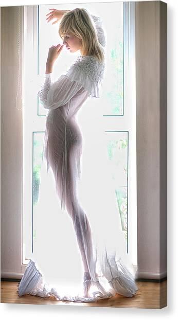 Dress Canvas Print - Bex by Kenp