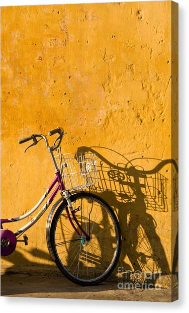 Bicycle 07 Canvas Print