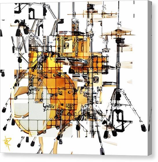 Big Beats Canvas Print