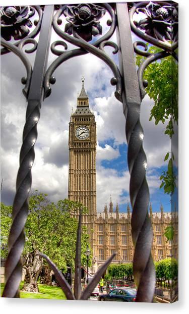 Big Ben Canvas Print