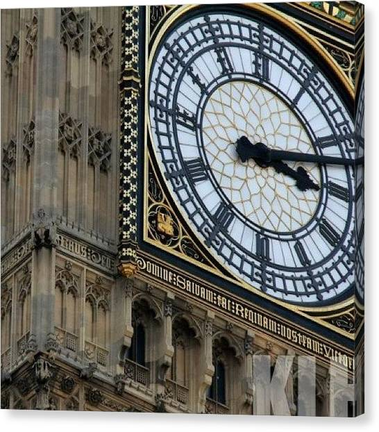 Big Ben Canvas Print - Big Ben  by Krista Hudson