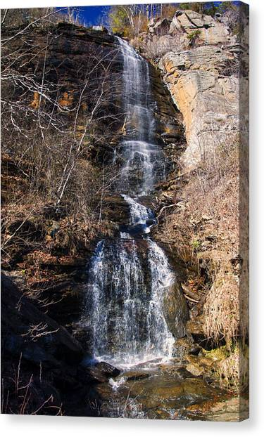 Big Bradley Falls 2 Canvas Print