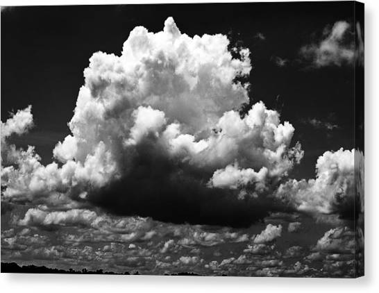 Big Cloud Canvas Print