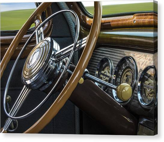 Big As A Buick Canvas Print