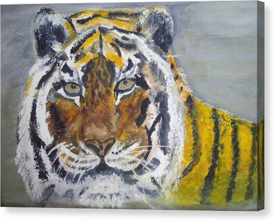 Big Softie Canvas Print