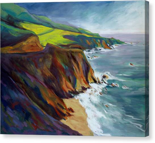Big Sur 1 Canvas Print