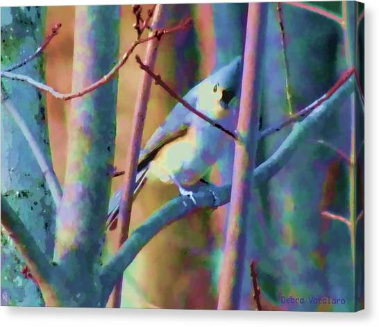 Bird Of Another Color Canvas Print
