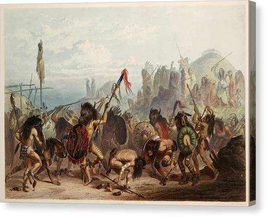mandan indian tribe