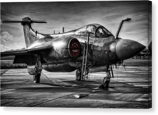 Blackburn Buccaneer Canvas Print