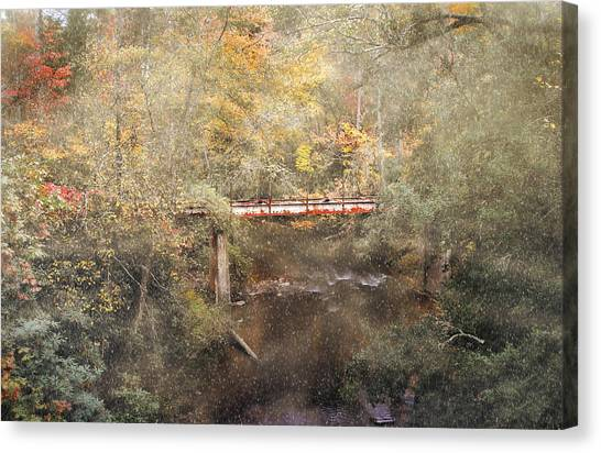 Blackwell Bridge Canvas Print
