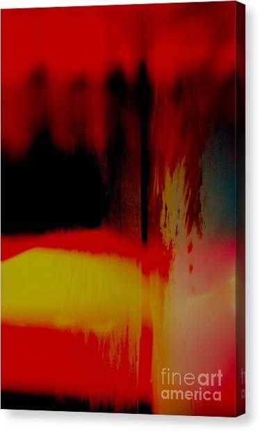 Bleed Canvas Print