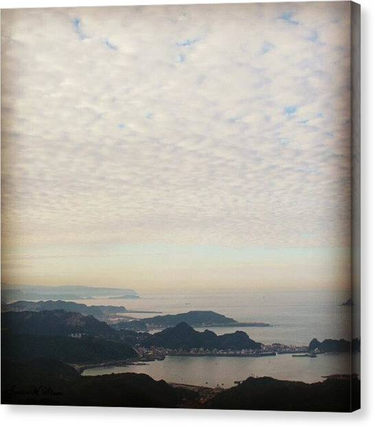 Backpacks Canvas Print - Blessed Day In #jiufen. #taiwan by Janicew Shum