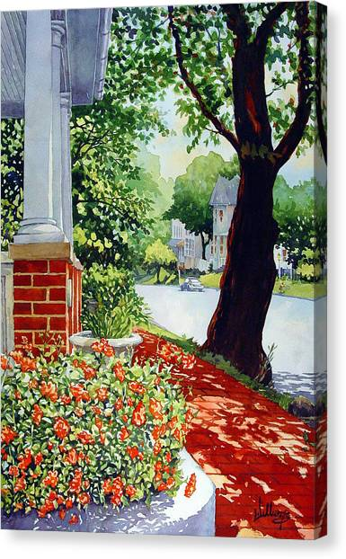 Blooming Tree Canvas Print - Bloom by Mick Williams