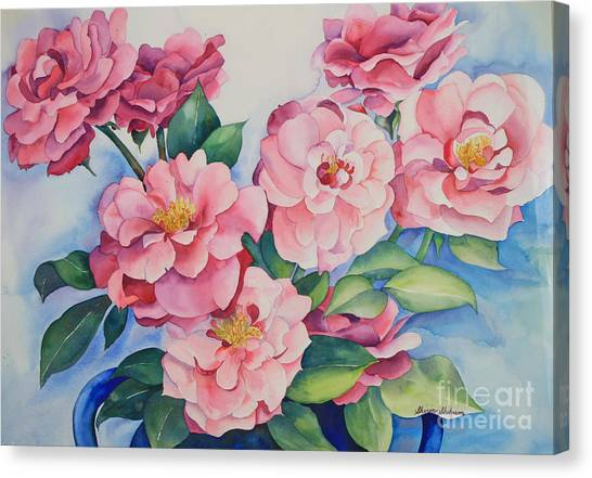 Blooming Grace Canvas Print