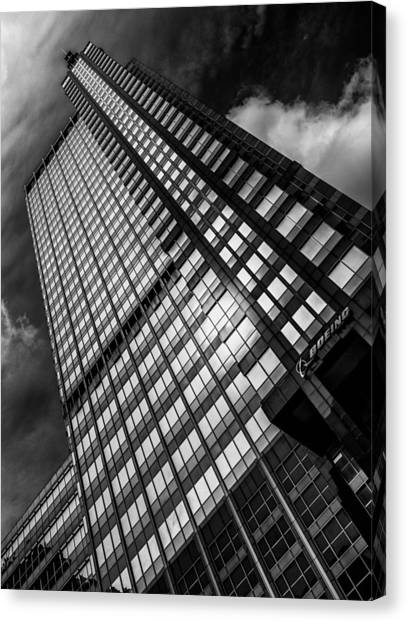 Boeing World Headquarters Canvas Print