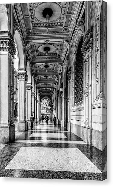 Bologna Canvas Print