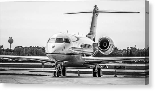 Bombardier 300 Canvas Print