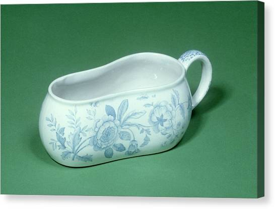 Chamber Pot Canvas Print - Bordaloue by Science Photo Library
