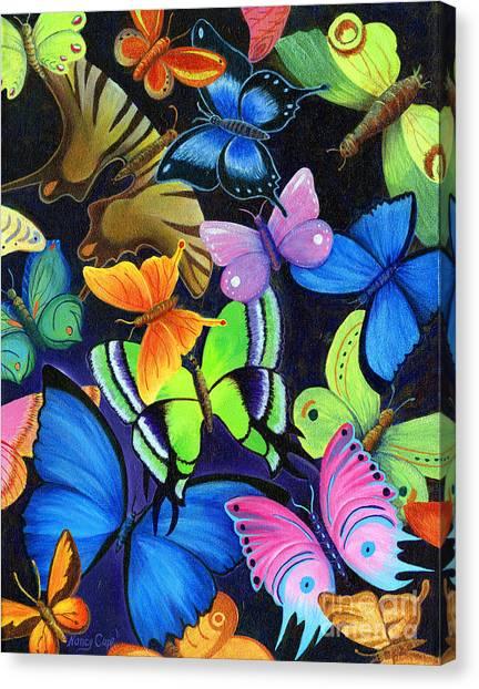 Born Again Canvas Print