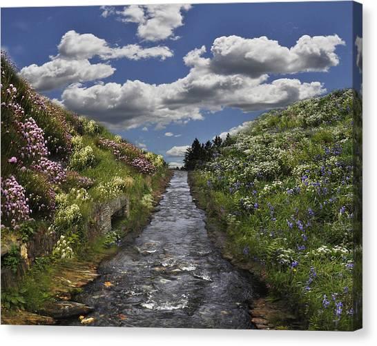Boscastle Dream Canvas Print
