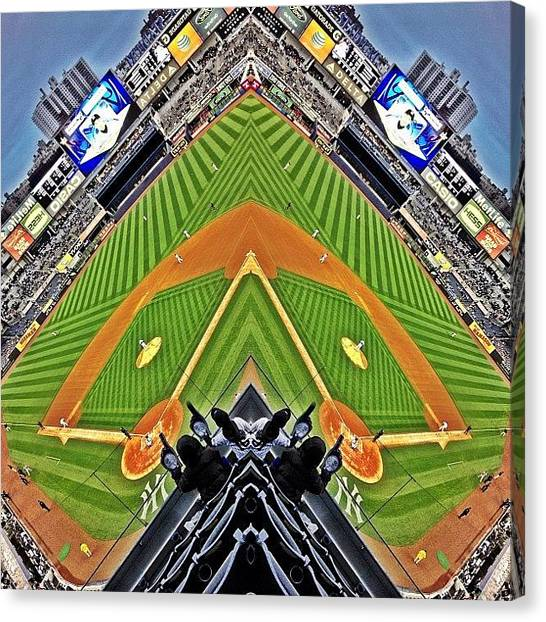 Rattlesnakes Canvas Print - ⚾boss Diamond⚾🗽#nyc #newyork by Taylor Grand
