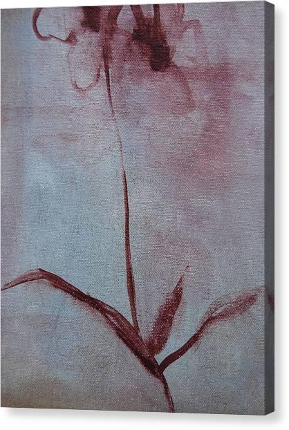 Botanical Flowers Canvas Print