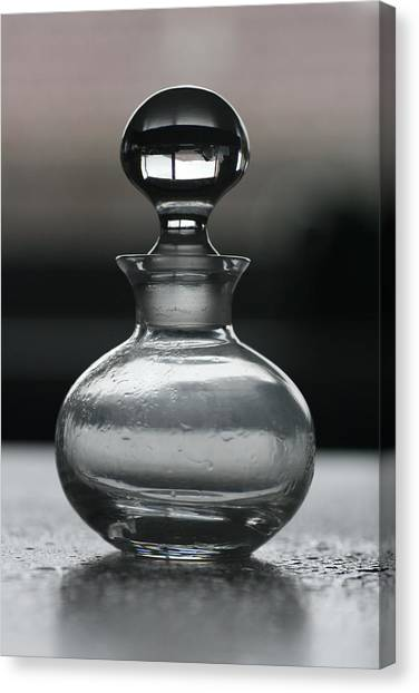 Bottle Canvas Print