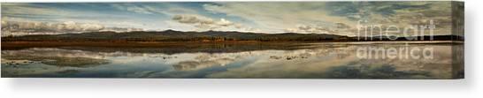 Yukon Canvas Print - Boundless by Priska Wettstein