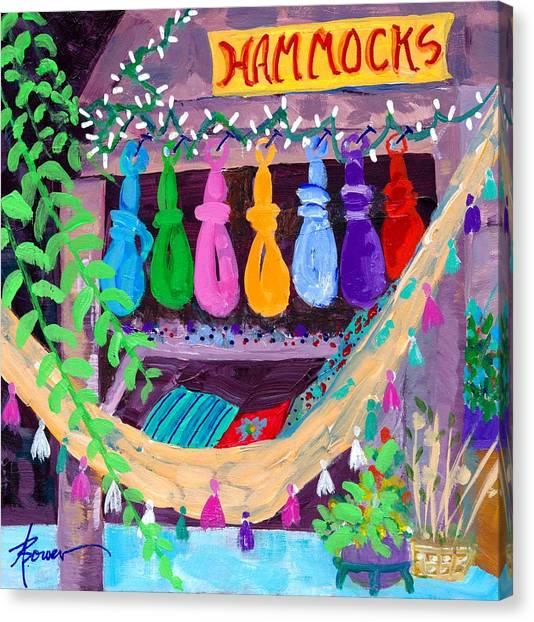 Boutique Canvas Print