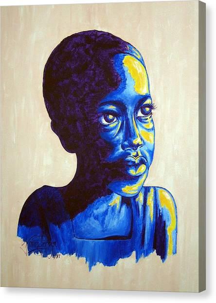 Boy Dreams Canvas Print