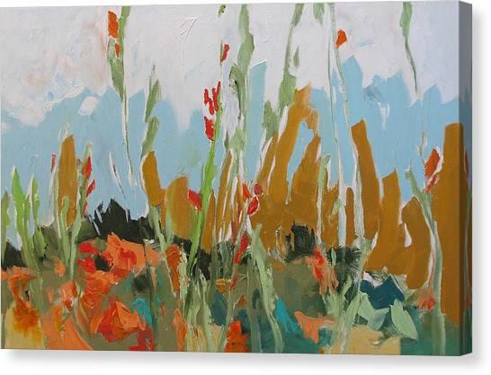 Brambles Canvas Print