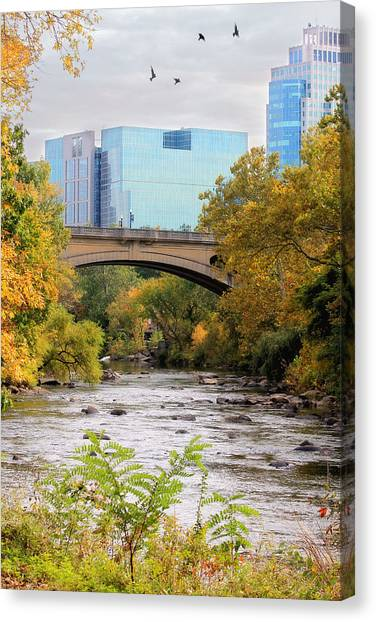 Brandywine Creek Canvas Print