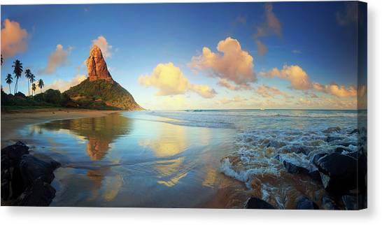 Brazil, Fernando De Noronha Island Canvas Print by Michele Falzone