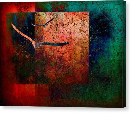 Breaking Free Canvas Print