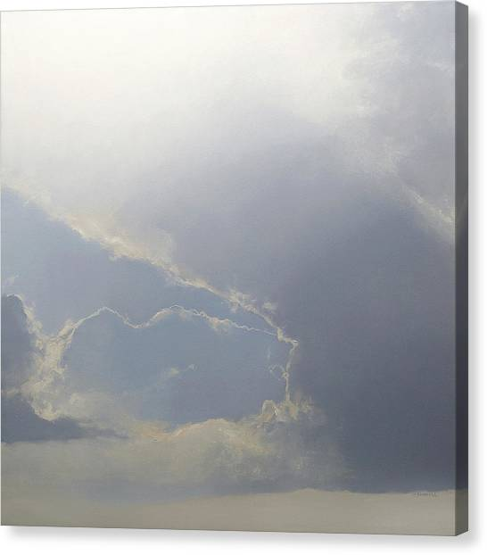 Breakthrough Sold Canvas Print