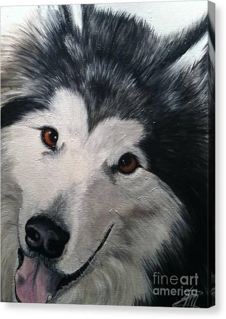 Brewser One Canvas Print