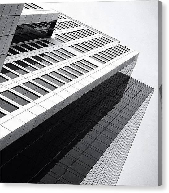 Instacnvs Canvas Print - Brickell World Plaza - Miami ( 2011 ) by Joel Lopez