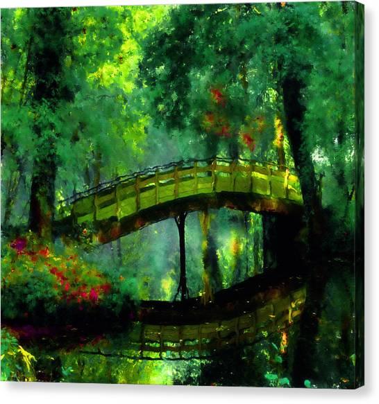 Bridge Of Dreams Canvas Print