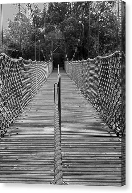Orlando Magic Canvas Print - Bridge To by Nicholas Evans