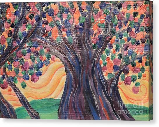 Bright Breeze Canvas Print