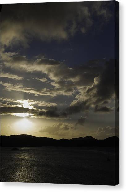 Bright Horizon Canvas Print