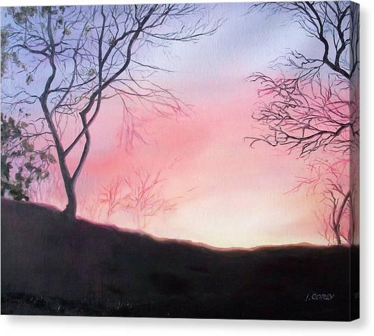 Bright New Day Canvas Print